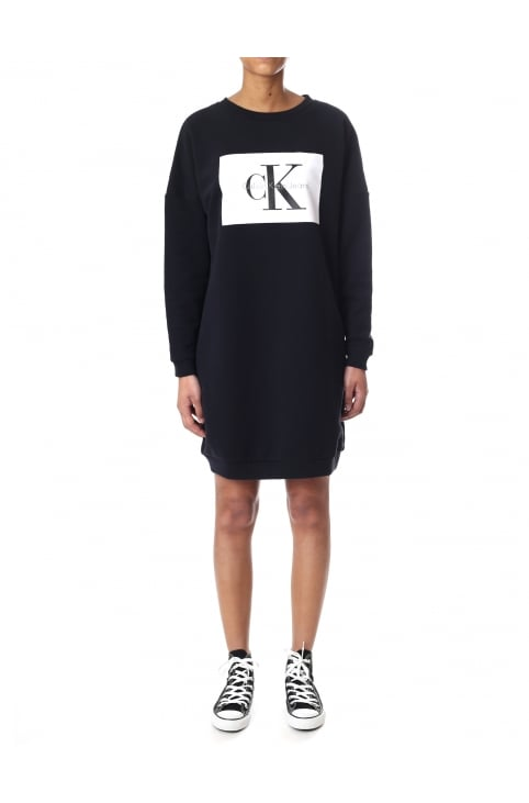 Women's True Icon Square CK Logo Dress