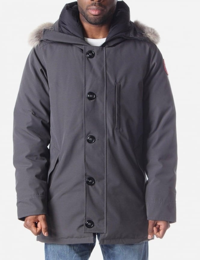 Canada Goose Chateau Men's Jacket Graphite