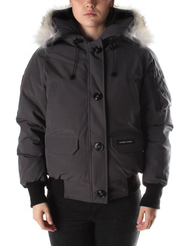Chilliwack Womens Bomber Jacket