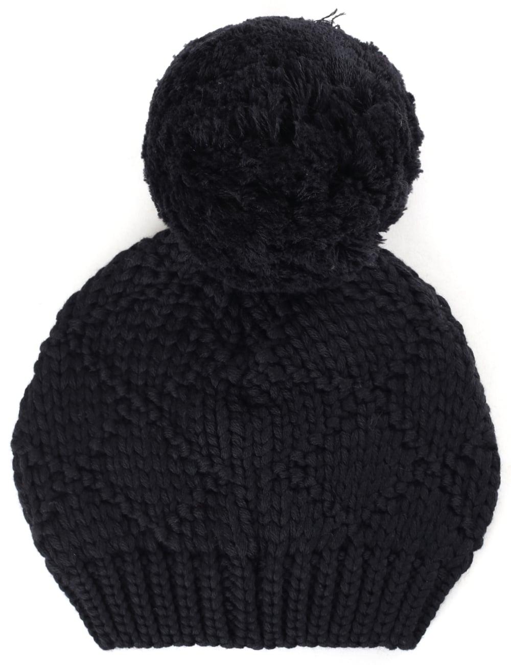 4b55064dd698f Canada Goose Women s Giant Pom Pom Knitted Beanie Hat