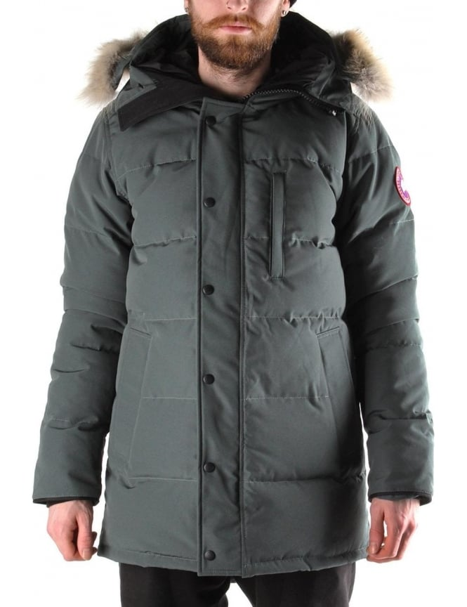 Canada Goose Carson Men's Parka Jacket Slate