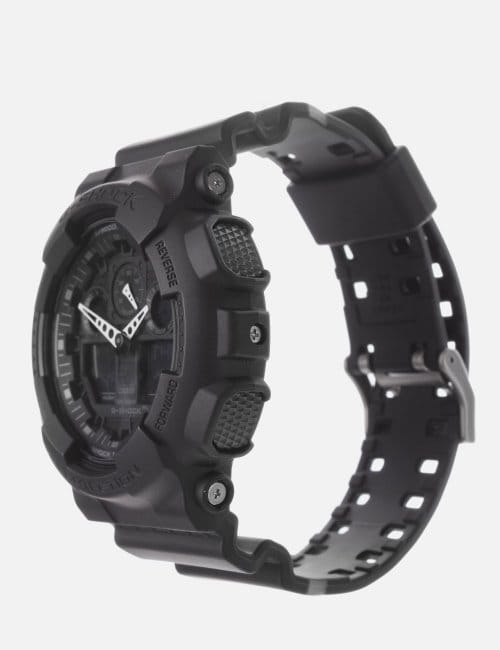 519ee9aed Big Size Combi G-Shock Men's Watch Black