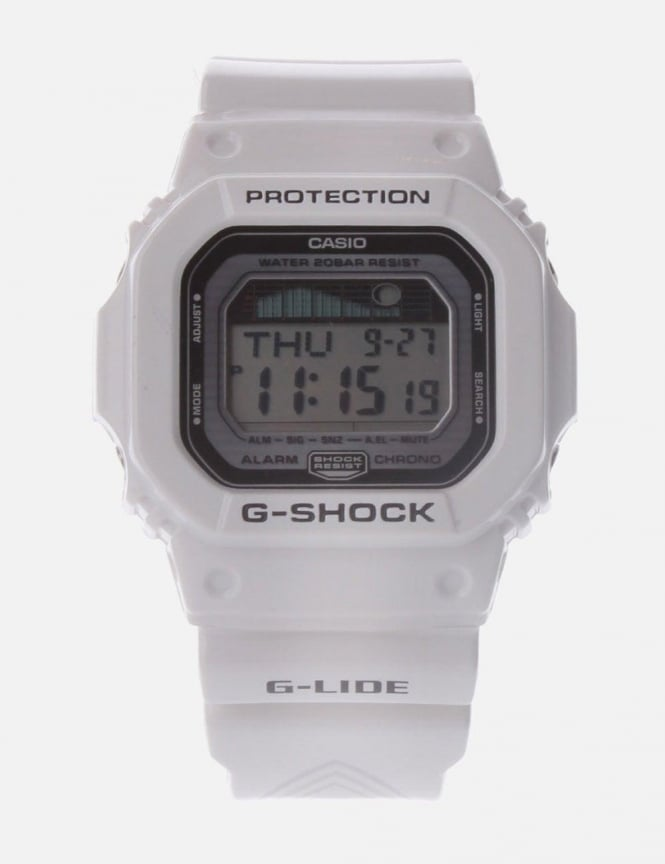 Casio G-lide Surf Digital Watch Men's