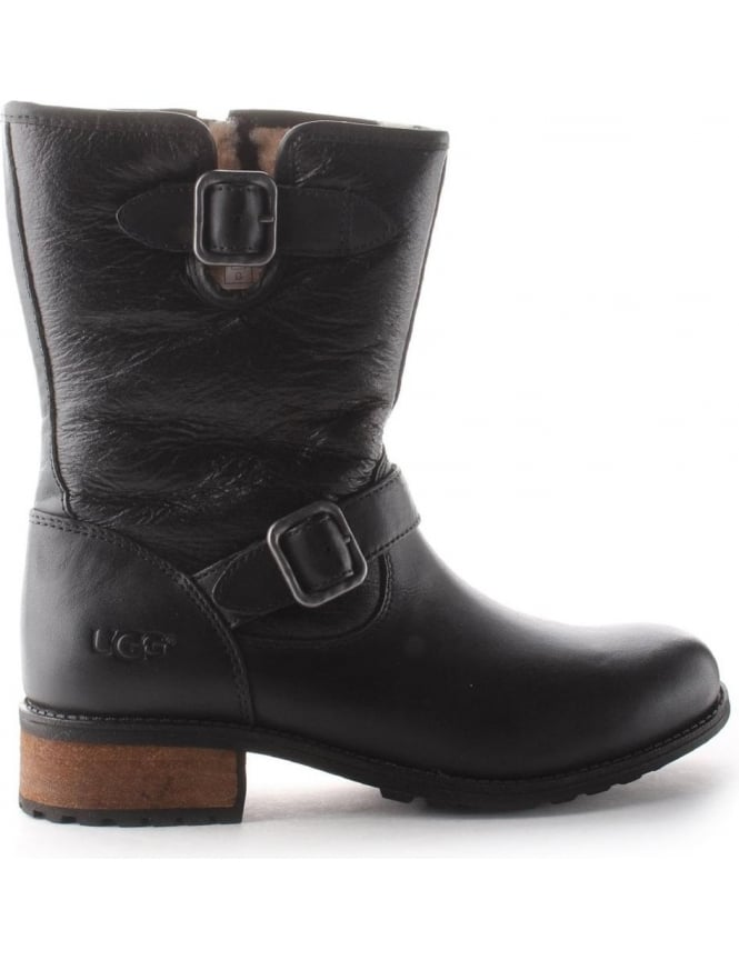 8e7cd2da2d1 UGG Chaney Leather Women's Calf length Boots