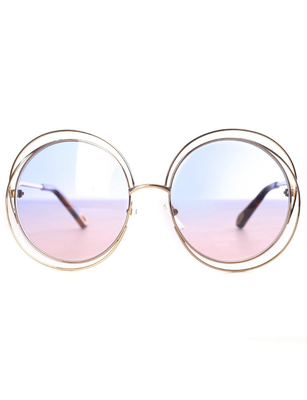 8412516f57d2 Chloe Women s Carlina Sunglasses