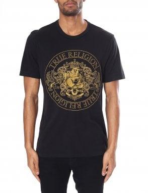 b9cb91289c We Don't Play Boy Men's T-shirt Black