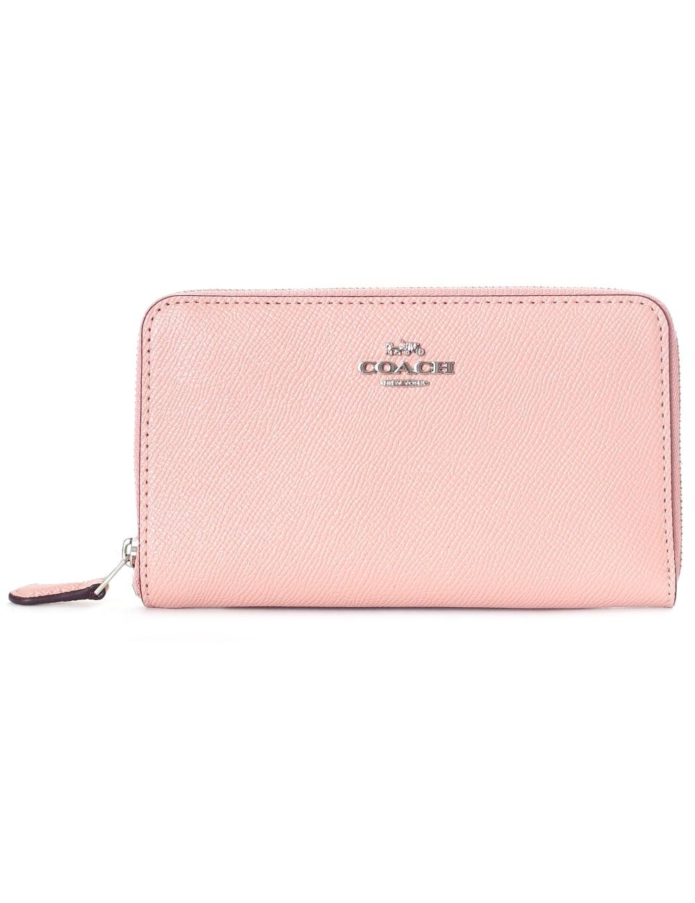 Coach Women s Medium Zip Around Wallet f45df6207ce50