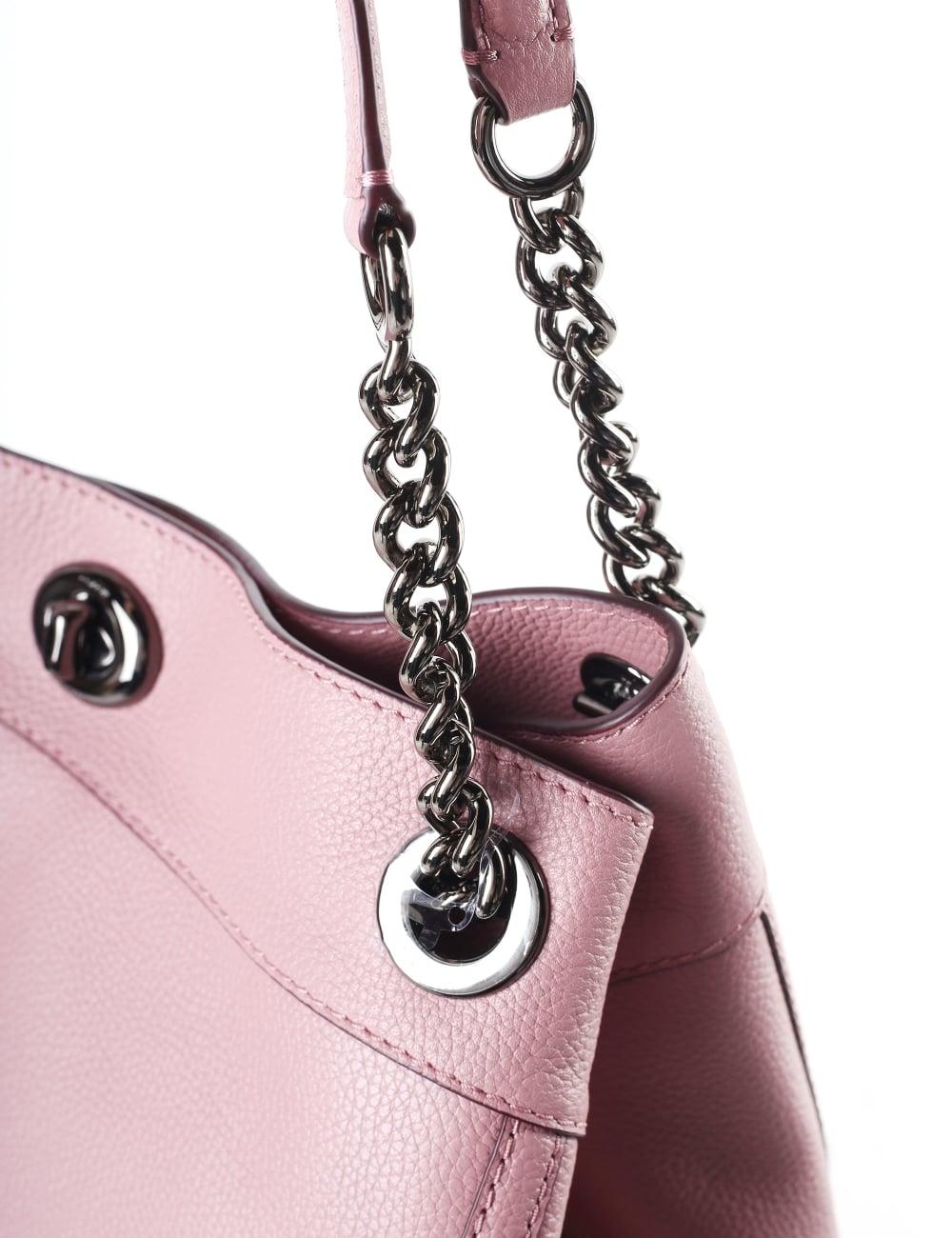 bdb9cfa547d Coach Women s Turnlock Edie Shoulder Bag
