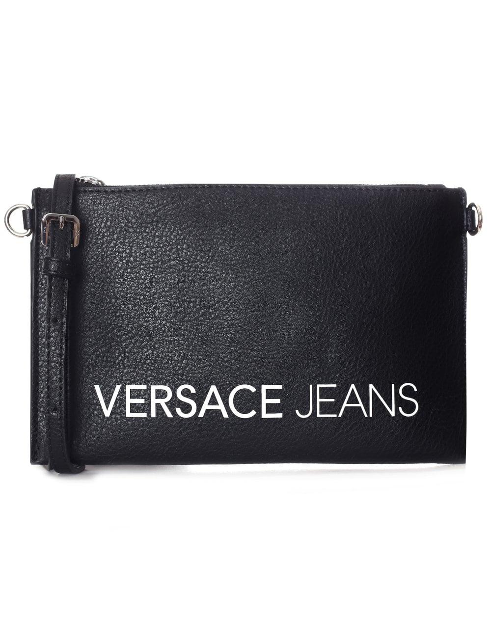 7d44c0ee Versace Jeans Contrast Logo Women's Crossbody Bag