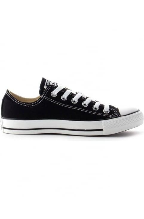 All Star Women's Ox Trainer Black