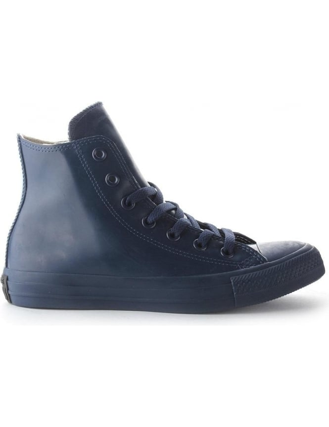 Converse Hi Women's Rubber Trainer Navy