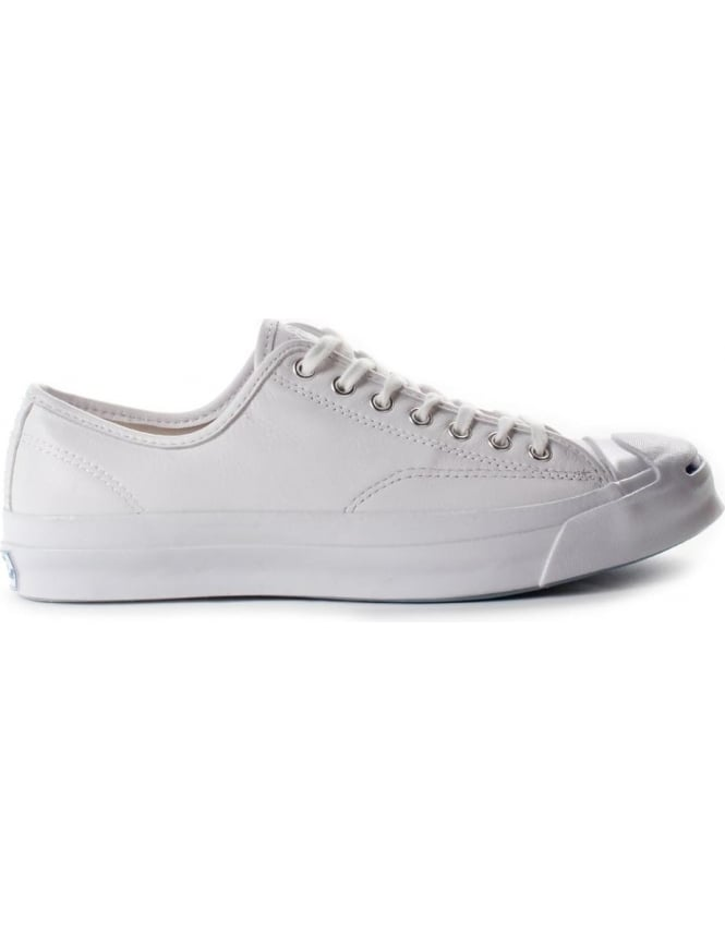 Converse Men's Jack Purcell Signature Leather Sneaker