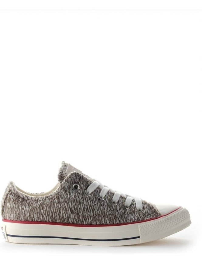 Converse Ox Winter Women's Trainer Charcoal
