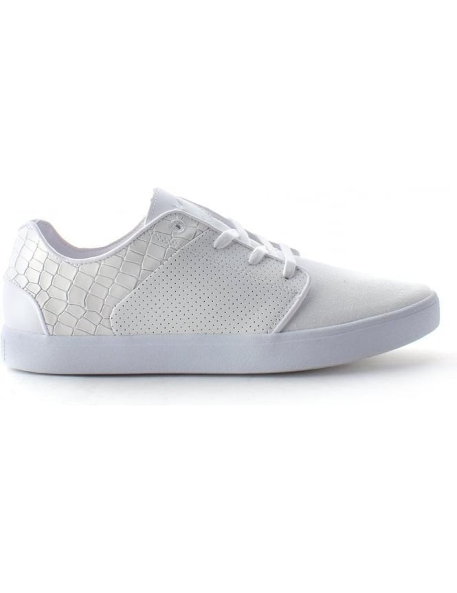 Creative Recreation Santos Men's Lace Up Trainers White