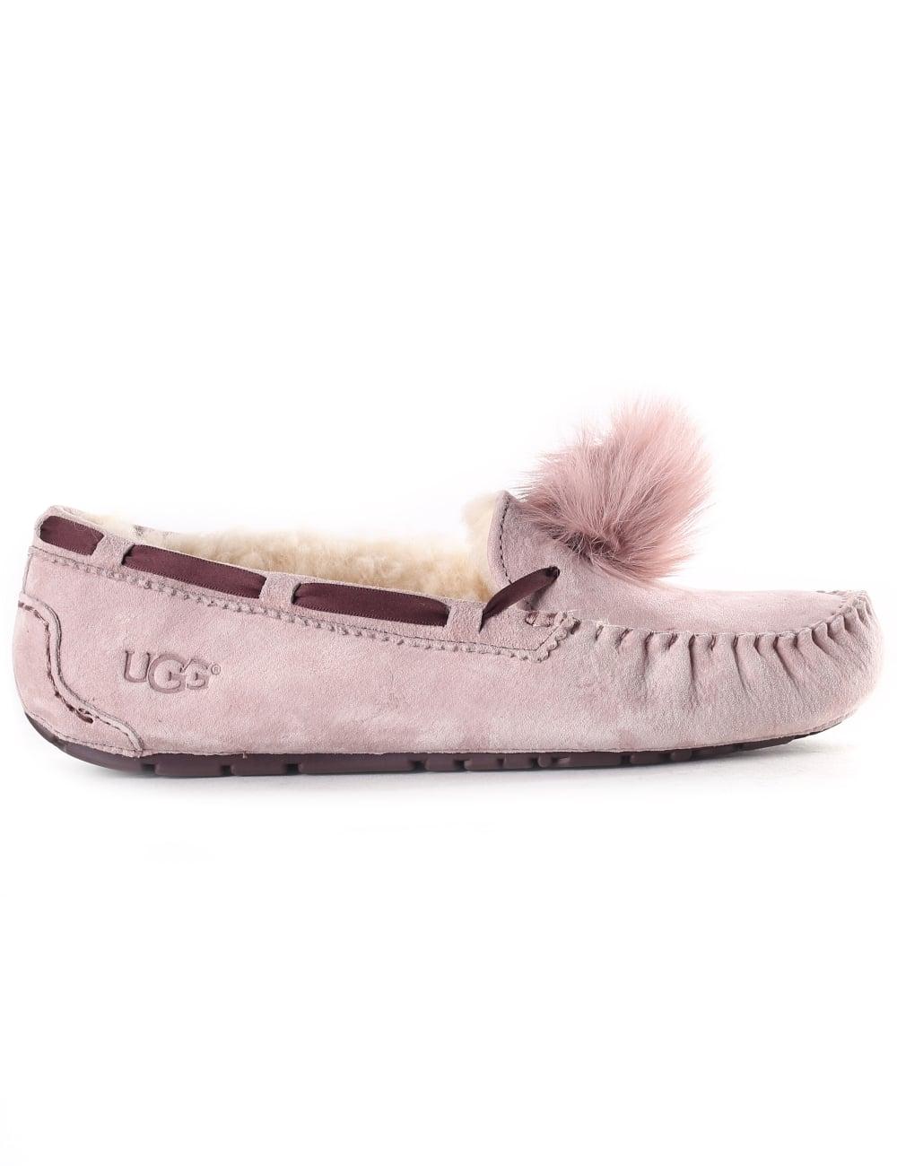 f77dc9b751c UGG Dakota Pom Pom Women's Slippers