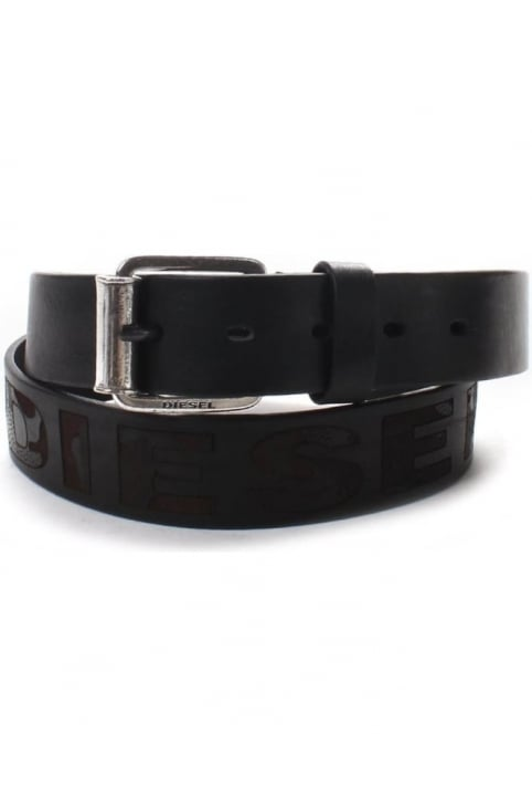 B-Laserr Men's Leather Belt