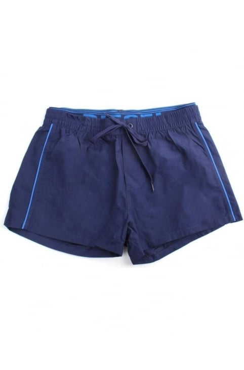 BMBX-SEA Men's Tie Waist Swim Shorts