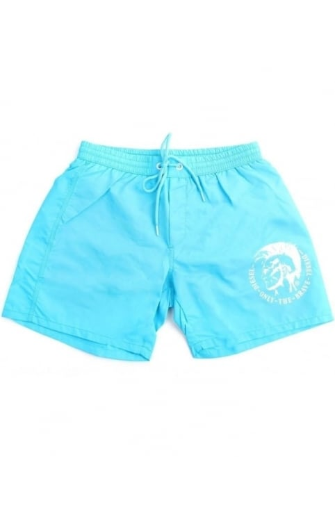 BMBX-Wave-E Men's Tie Waist Swim Shorts