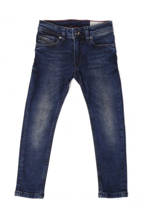 Boys Sleenker K Slim Fit Jean
