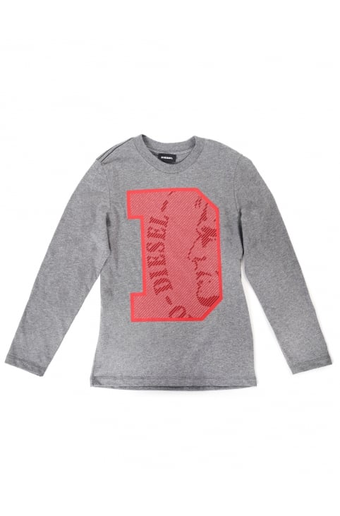 Boy's/Youth Turi Slim Long Sleeve Tee