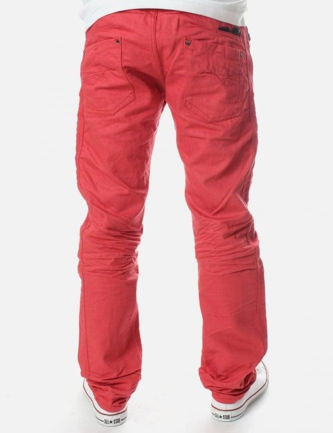 d3d488b4 Darron 8QU Men's Jeans Red