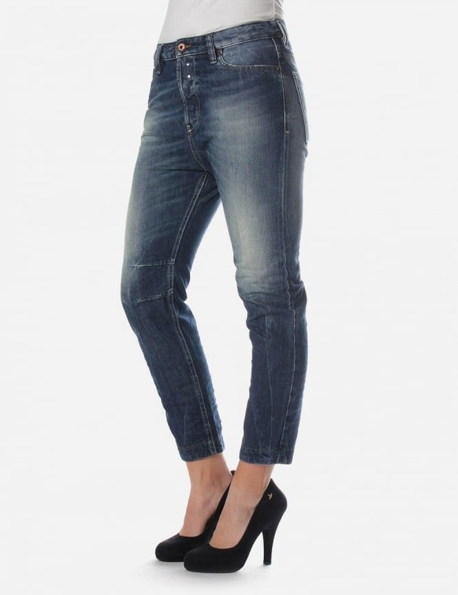 Diesel Eazee Women's 814A Jean Denim