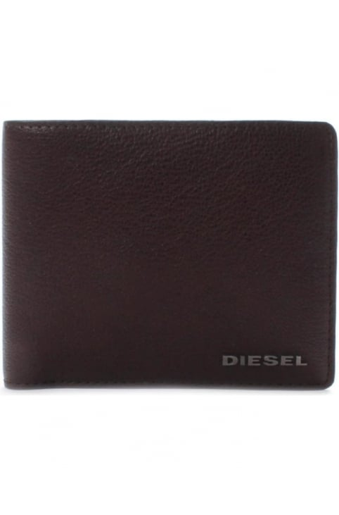 Hiresh's Men's Billfold Textured Wallet