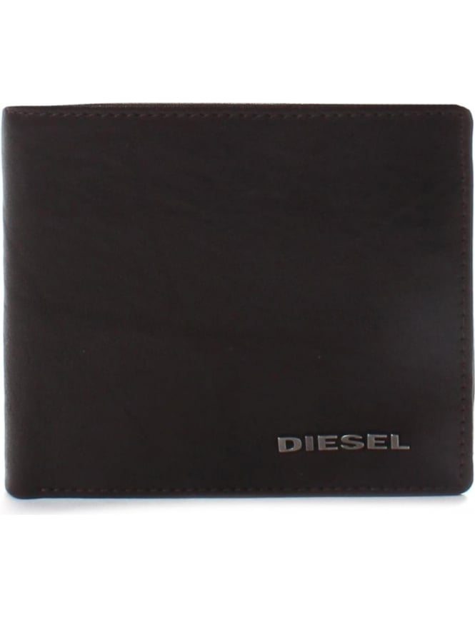 Diesel Hiresh's Men's Two Tone Billlfold Wallet