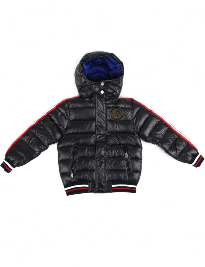 Diesel Jizze-US Boys Hooded Jacket