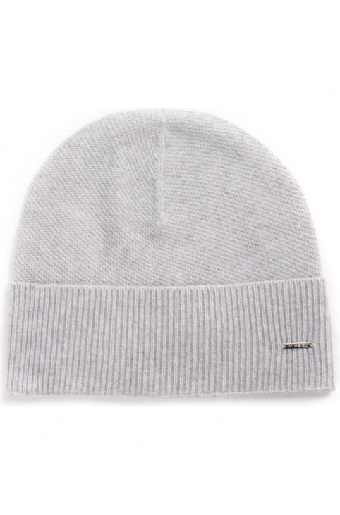 K.Baty Men's Knitted Ribbed Beanie