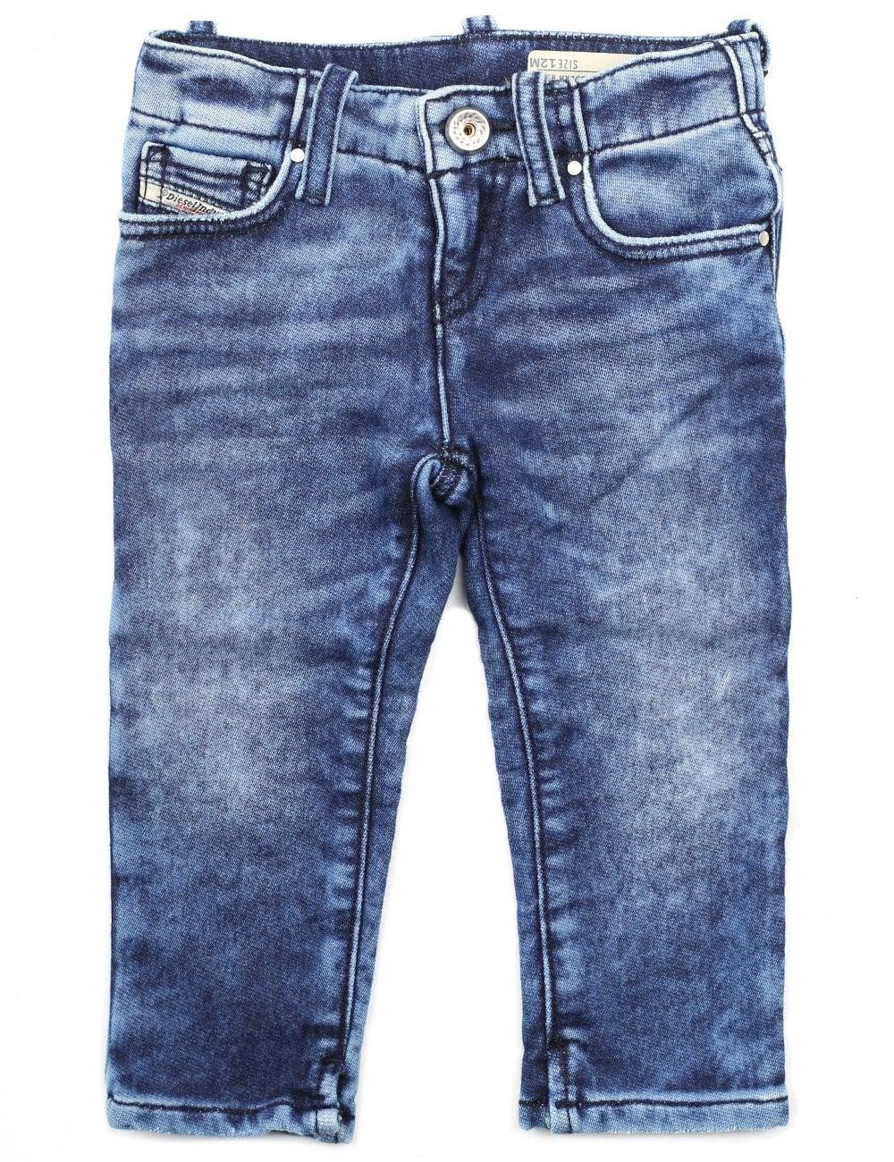 c48f1b55be DIESEL KIDS Baby Boys Grupeen-B Jeans