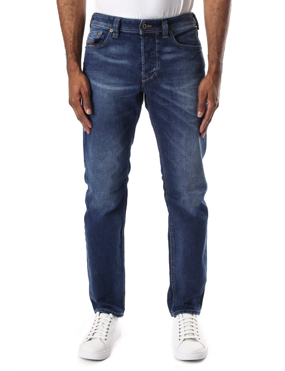 diesel larkee beex 84hv men s tapered jean
