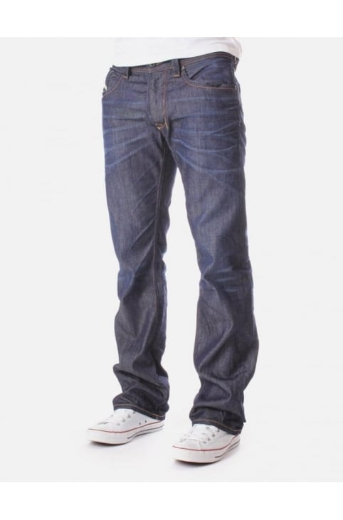 Larkee Men's Jeans Indigo