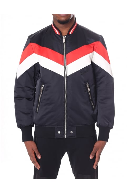Men's J-MARCHING Chevron Reversible Jacket