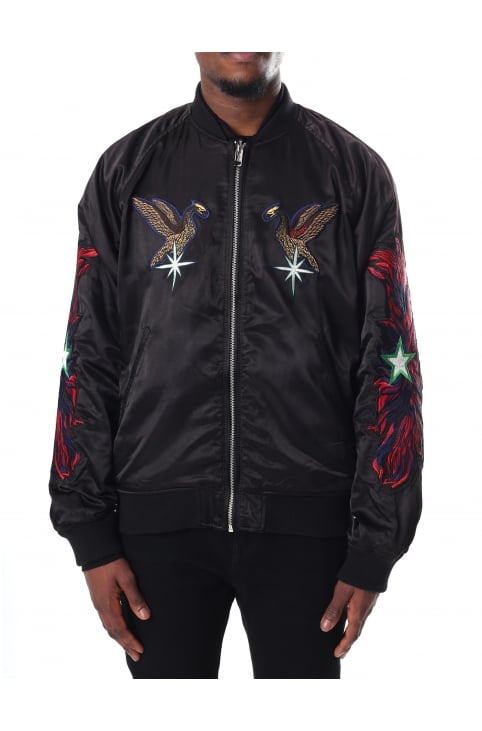 Men's J-Sine Reversible Souvenir Jacket