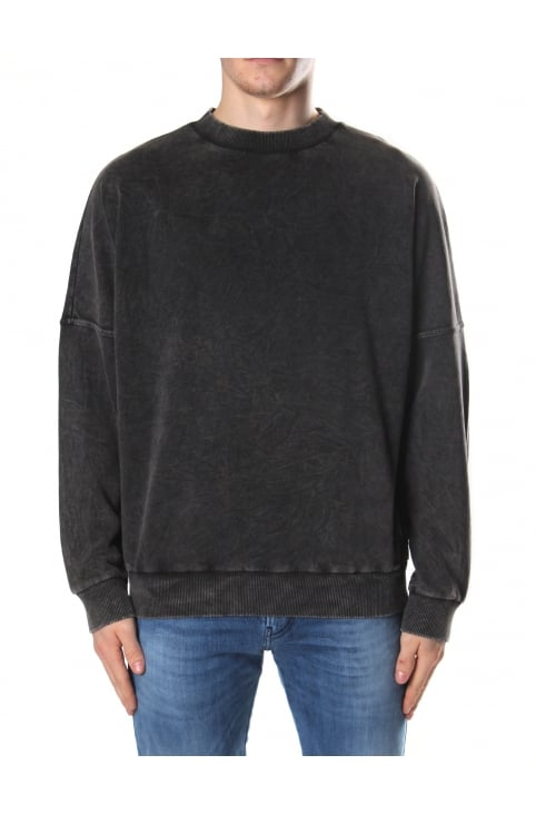 Men's S-Kalb Crew Neck Sweat Top