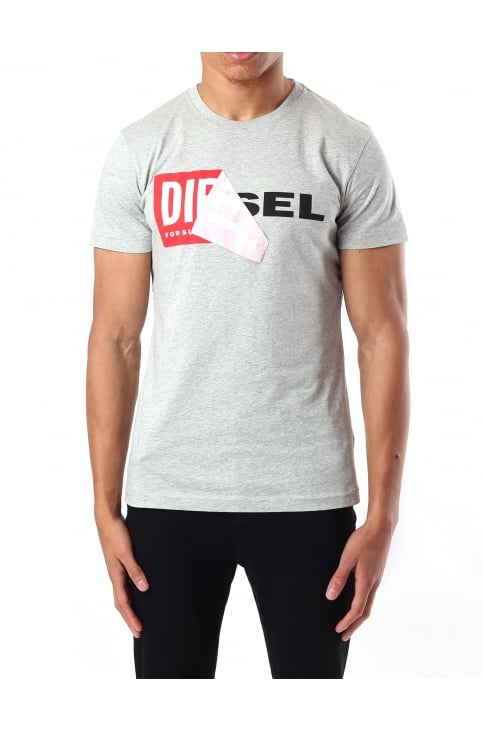 Men's T-Diego-QA Logo Transformation Tee