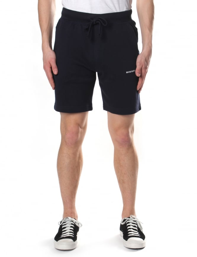 Diesel Men's Umlb-Pan Tie Waist Sweat Shorts