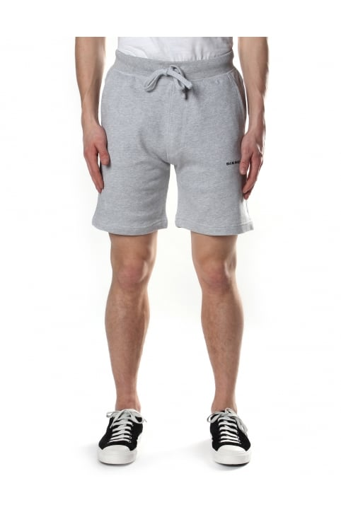 Men's Umlb-Pan Tie Waist Sweat Shorts