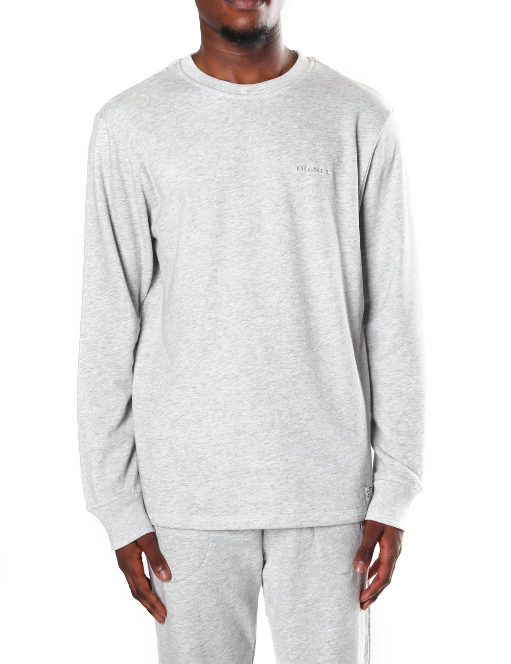 6423e79564fb Diesel Men s Umlt-Willy Crew Neck Sweat Top