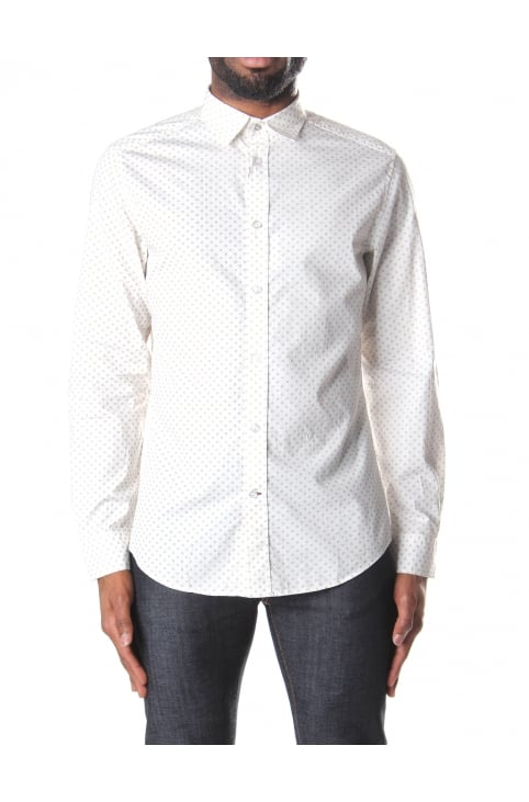 S-Blanca Slim Fit Men's Shirt