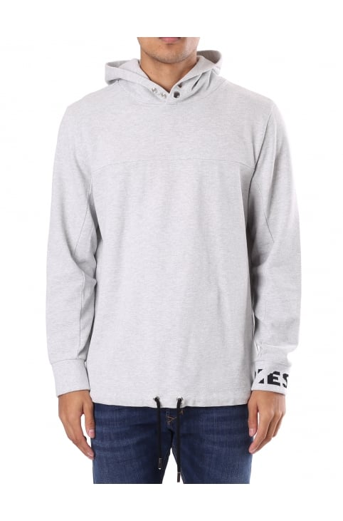 S-Elisy Men's Hooded Sweat Top