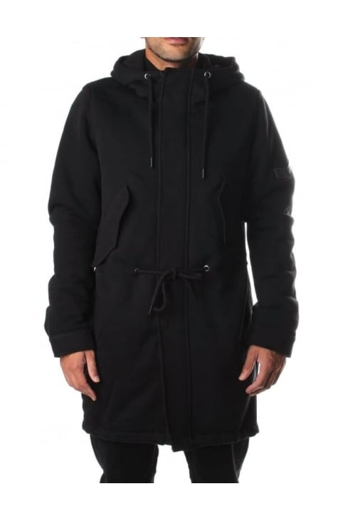 S-Ibiko Men's Hooded Jacket