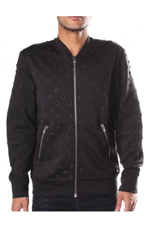 S-Joe-Zip-Ma Men's Zip Through Sweat Jacket