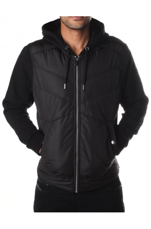 S-Nilh Men's Hooded Jacket