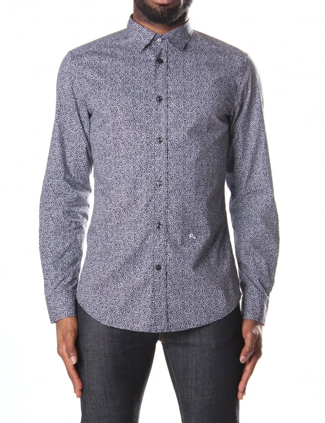 Diesel S-Wegee Men's Slim Fit Shirt