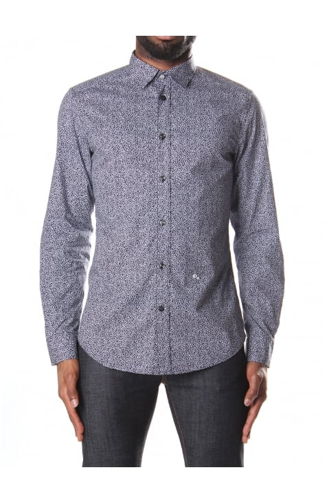 S-Wegee Men's Slim Fit Shirt