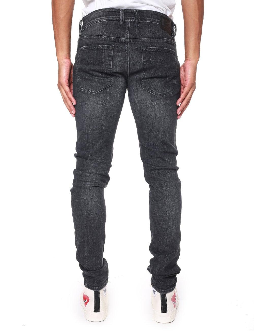2af8dbcb47d75e Diesel Men's Sleenker Skinny Jeans