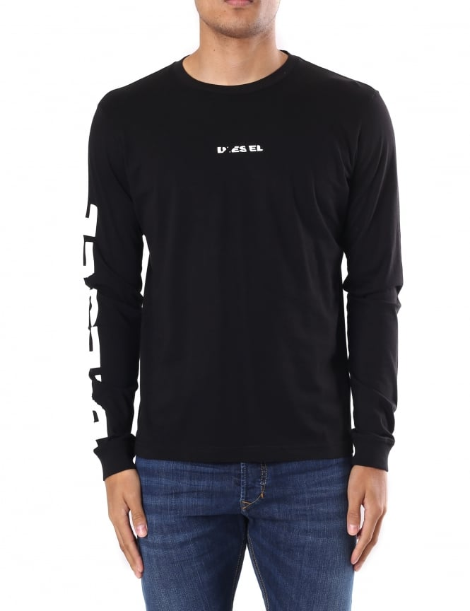 Diesel T-Joe Men's Long Sleeve Tee