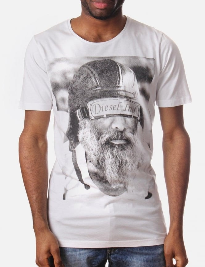 662bf0ea T-Shave-RS Men's T-Shirt White